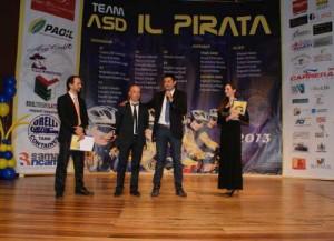 Andrea Campagnaro con Filippo-Simeoni