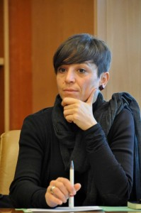 Laura Brida, presidente del Comitato Imprenditoria femminile della CCIAA di Latina