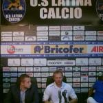 Mister Breda nella conferenza stampa che ha preceduto la partenza per Cittadella