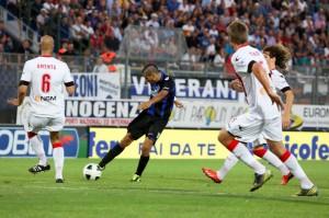 Latina-Lanciano si è conclusa sullo 0-0 (foto Libralato per Latina Calcio)