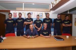 Falivene presenta la squadra (foto volleyball)