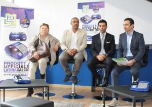 1 - La conferenza stampa di presentazione dell'accordo