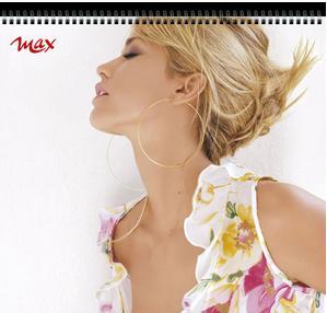 Elena Santarelli (calendario Max) madrina della serata