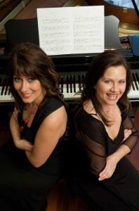 Le pianiste Nascani e Raponi