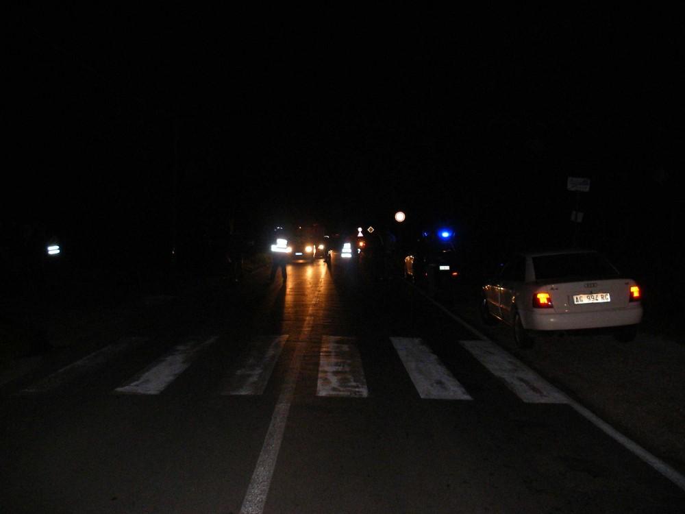 Incidente stradale Quattro Stazioni
