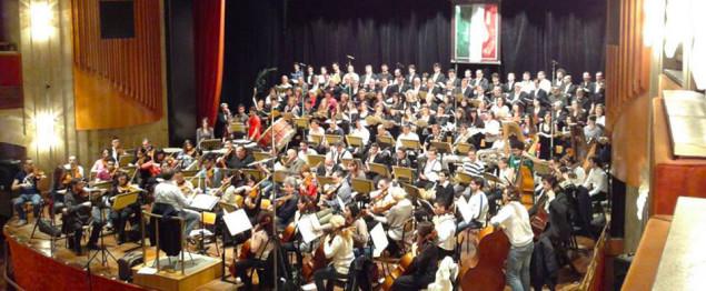 orchestra e coro del conservatorio