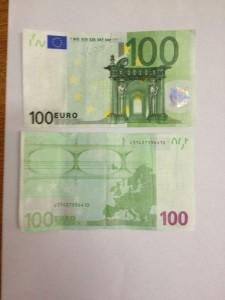 soldi falsi