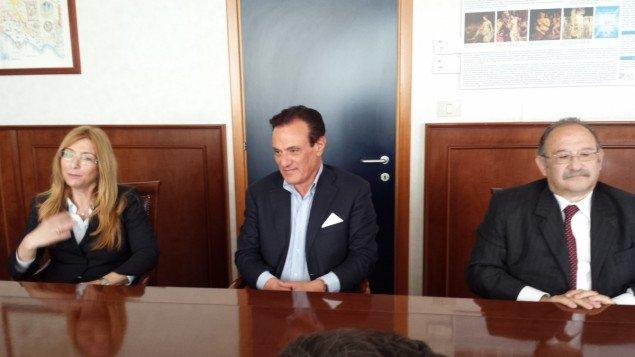 Il manager della Asl di Latina Michele Caporossi