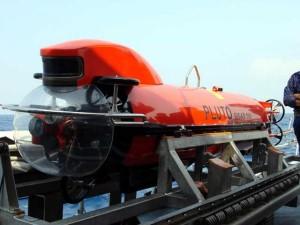 Mini sommergibile PLUTO 1