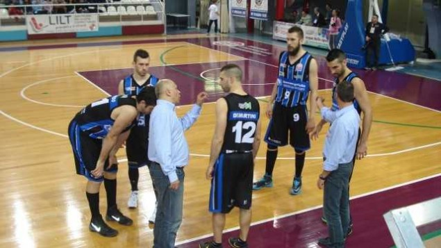 foto Benacquista Latina Basket