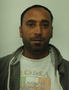 indiano arrestato