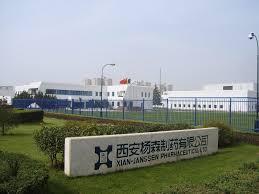 Lo stabilimento Janssen dove si è tenuto il convegno di Farmindustria