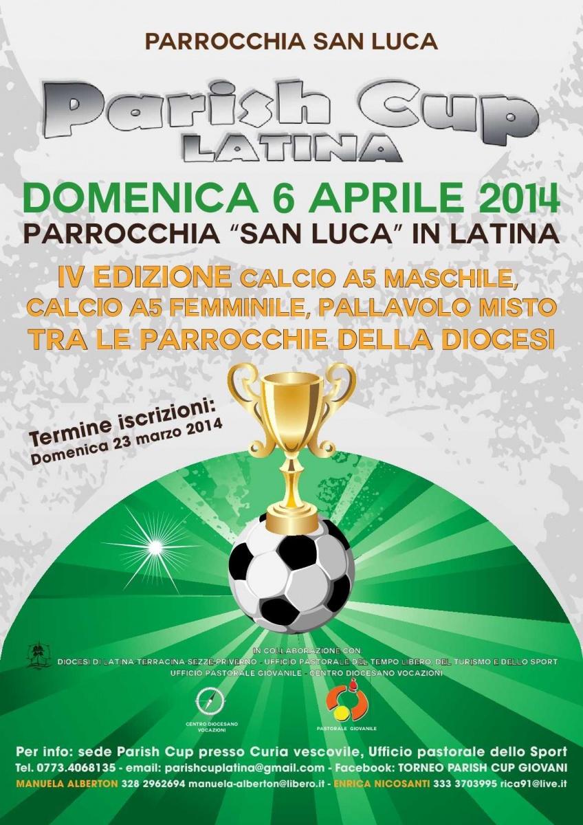 parish cup