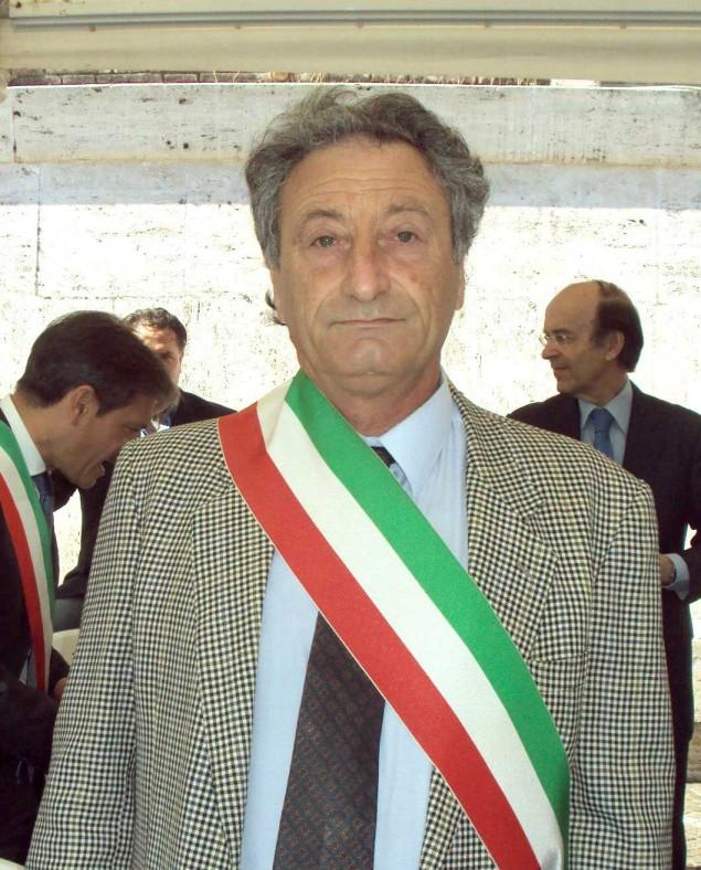 Il neo sindaco Damiano