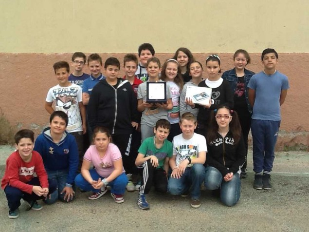 delegazione studenti coresi premiati al concorso regionale I corti di Mauri