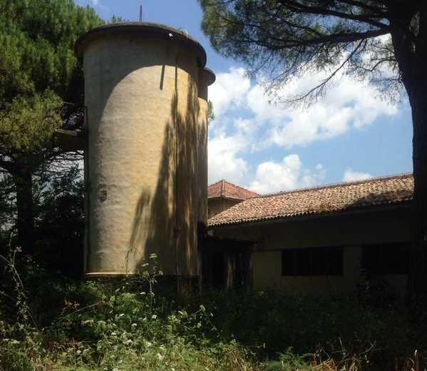 L'ex Enaoli a Formia