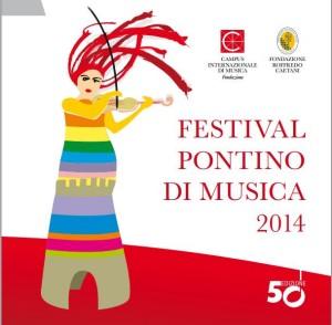 festival pontino 50  logo