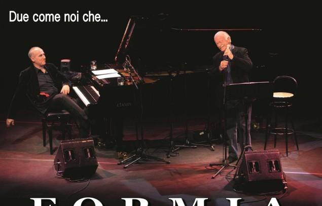 Manifesto Gino Paoli e Danilo Rea