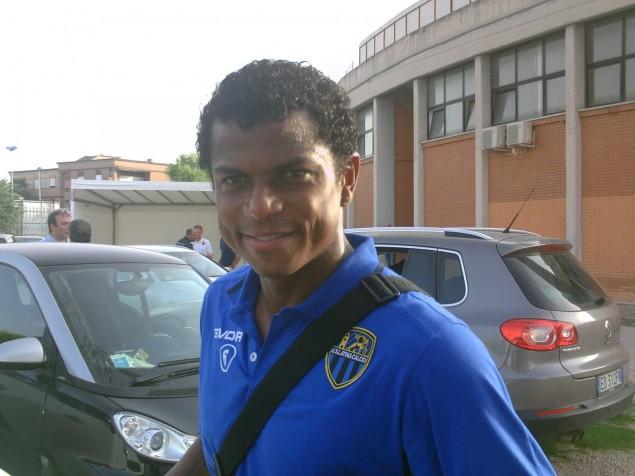 Il calciatore Angelo