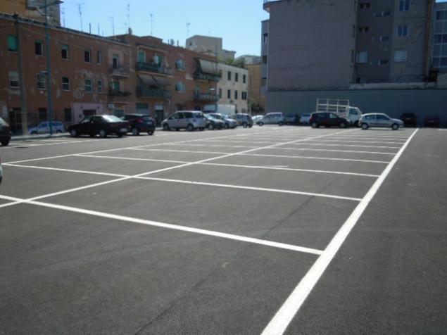 parcheggio Via neghelli