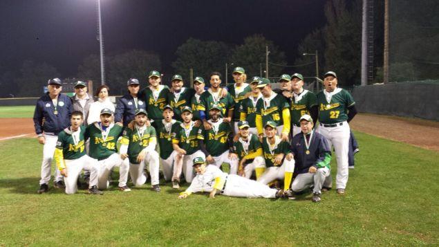 baseball FINALE COPPA ITALIA