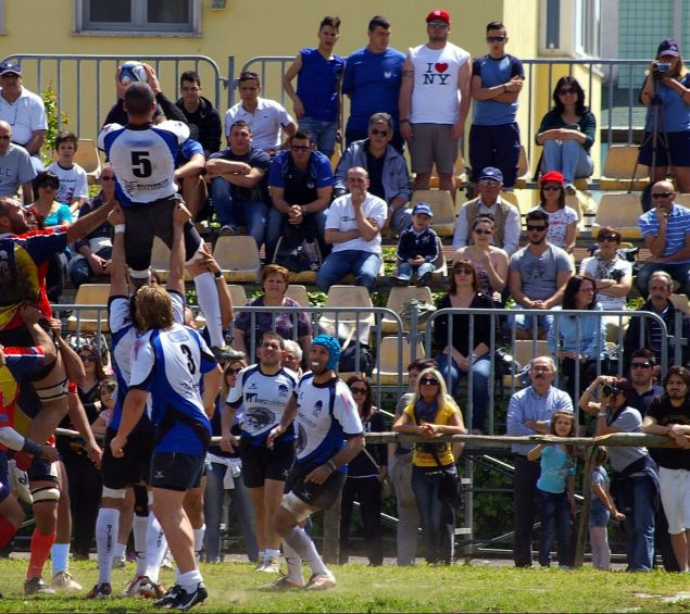 rugby latina