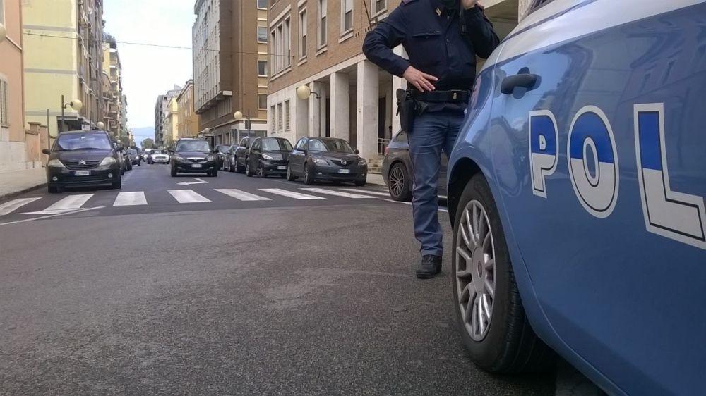 polizia fuori dal comune