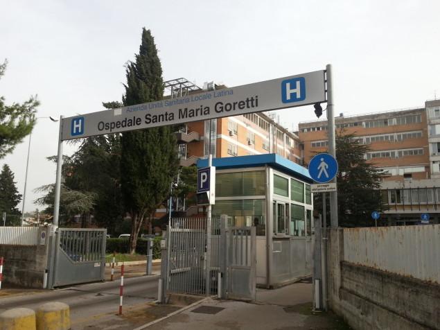 ospedale Goretti (foto Anna)