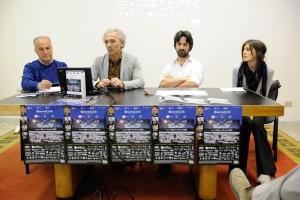 Un momento della presentazione di Lievito (foto di Gabriele Tamborrelli)