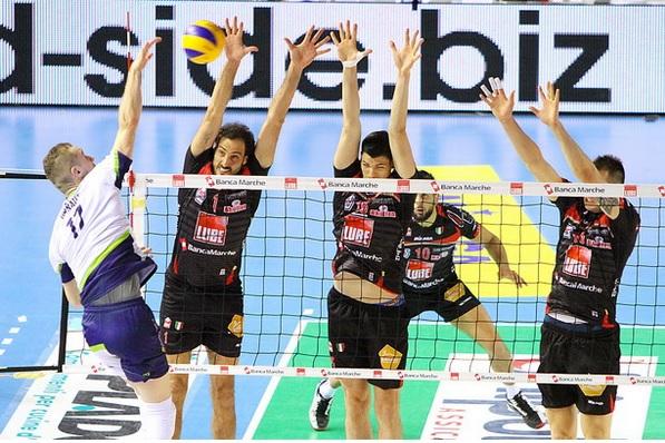 top volley a macerata