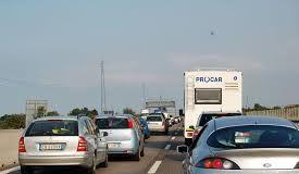 traffico pontina