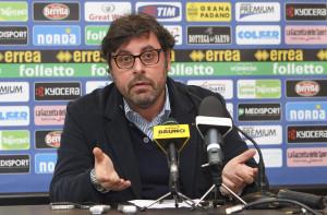 Parma FC Unveils New Signing MacDonald Mariga