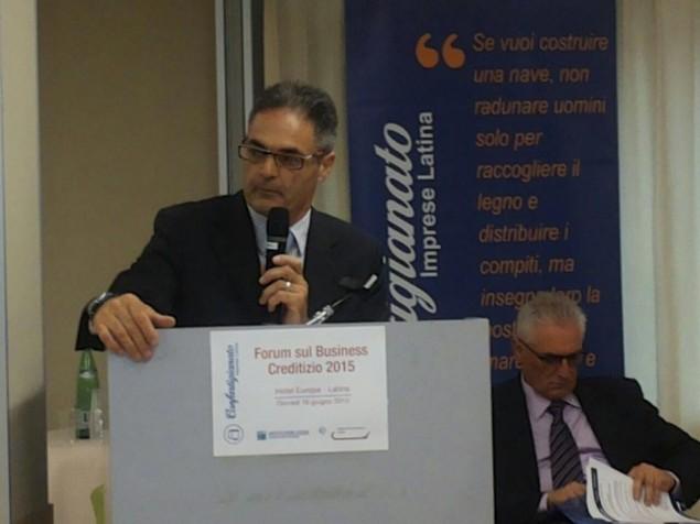 Aldo Mantovani Presidente Confartigianato