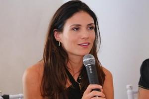 Gaia Marzocchi volto di Sky presenterà Latina va in scena con Gianmaurizio Foderaro, voce Rai