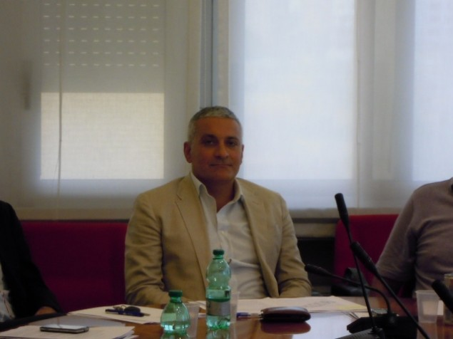 Davide Palazzo, Presidente dell'Ance Latina