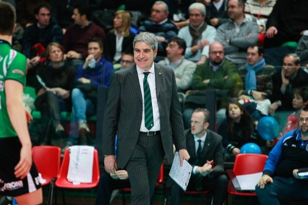 Camillo Placì è il nuovo allenatore della Top Volley
