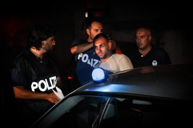 arresto travali
