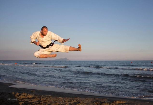 salvatore Mayol karate