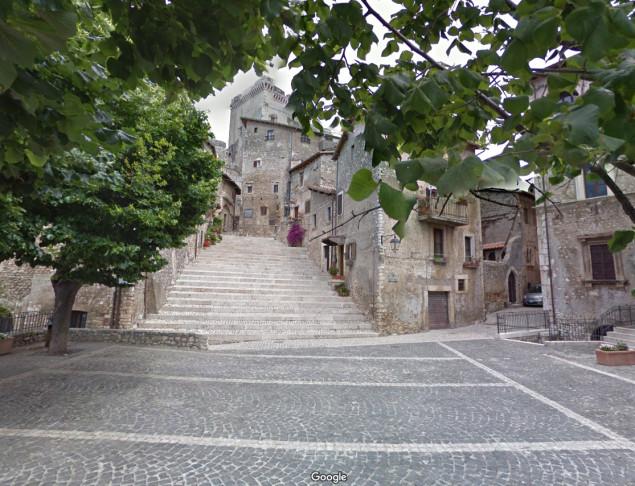 sermoneta1 street view
