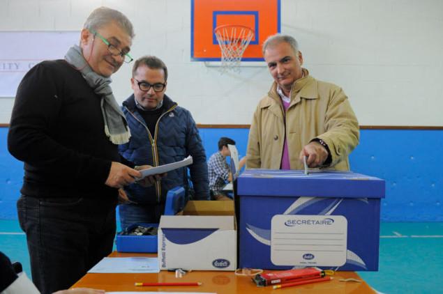 enrico vota