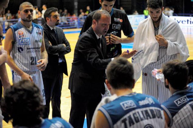 Coach Gramenzi (foto Radioluna)