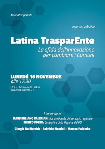 latina trasparente