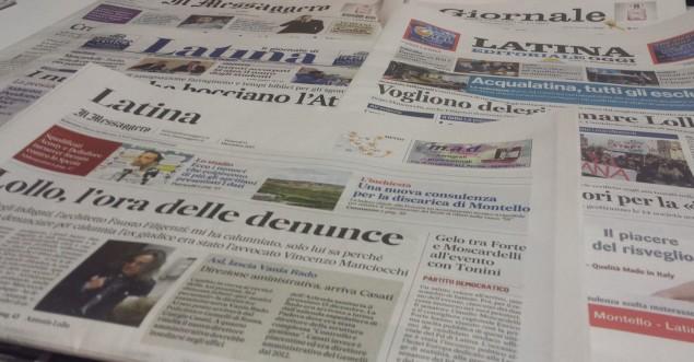 giornali 11