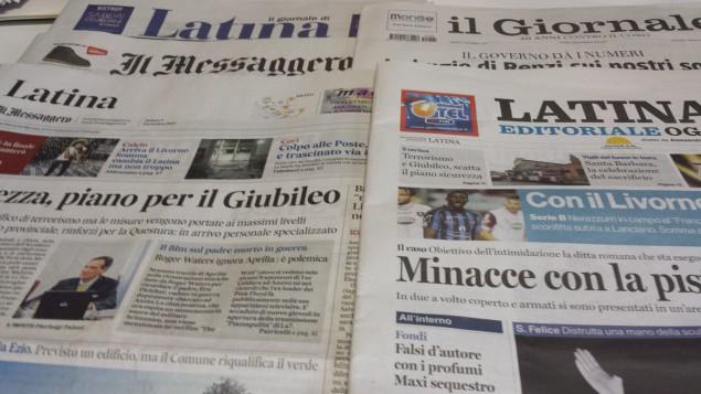 giornali 5