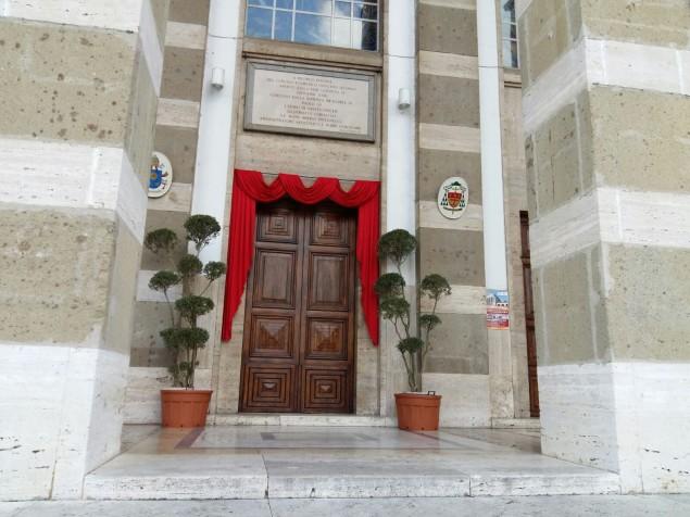 porta santa san marco