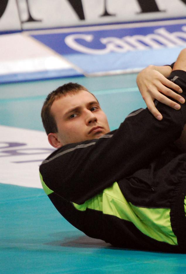 Il bulgaro Viktor Yosifov con la sua nazionale cercherà di strappare il pass per Rio