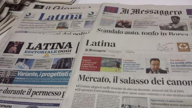 giornali 15