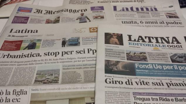 giornali 20