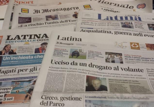 giornali 25