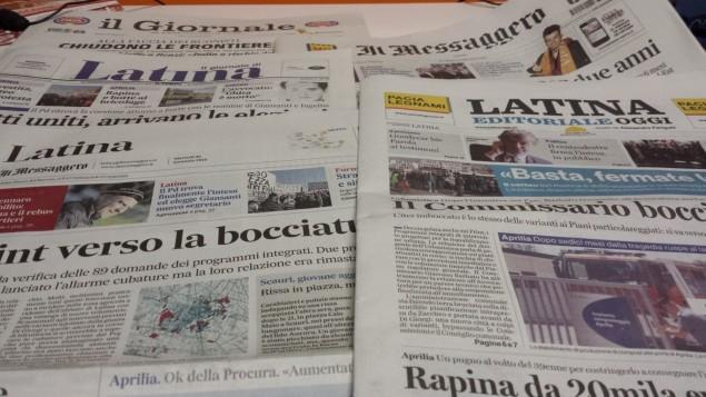 giornali 26